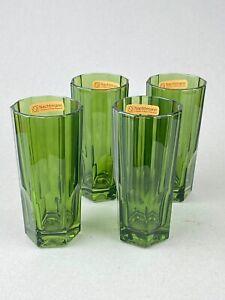 Set of 4  - Aspen Nachtmann Kristallglas Liqueur Tumbler Glasses