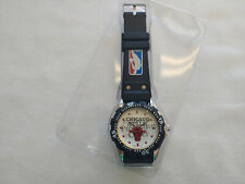 Vintage 1997 Chicago Bulls Sports Illustrated 5 Time NBA Champions Watch