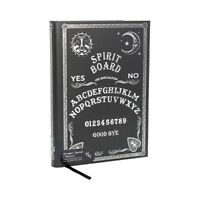 Brand New Spirit Board Ouija Notebook A5 Embossed Journal Witchcraft Wiccan