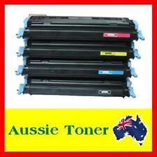 4x Toner Cartridge for HP LASER 1600 2600/n 2605 Q6000A