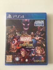 Marvel vs. Capcom: Infinite PS4 Game, Brand New & Factory Sealed