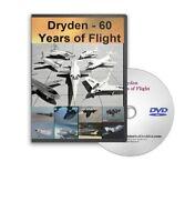 NASA Dryden 60 Years of High Speed / Space Flight DVD X-Plane, Shuttle, Etc A473