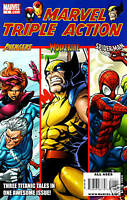 MARVEL TRIPLE ACTION #1 Comic Book - Marvel