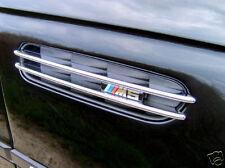 BMW e60 e61 M5 Kiemen Einbau in Kotflügel e39 zu 99% ohne lackieren