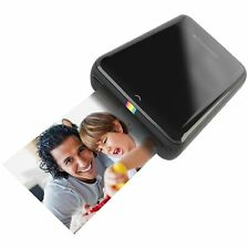 Polaroid ZIP Instant Mobile Printer w/ ZINK Zero Ink Printing Technology BLACK ™