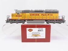 HO Scale Broadway Ltd BLI 710 UP Union Pacific SD40-2 Diesel #3222 DCC & Sound