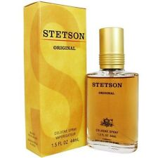 Stetson by Coty 1.5 oz Cologne Spray for Men New In Box