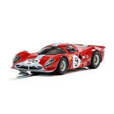 NEW Scalextric C3946 Ferrari 412P 1967 Daytona 1/32 Analog Slot Car FREE SHIP!
