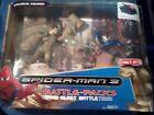 2007 Hasbro Spider-Man 3 Sand Blast Battle-Pack Set Target Exclusive (New)