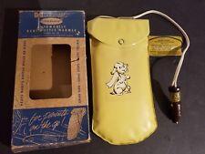 Vintage 1950's Hankscraft AUTOMOBILE 12V Volt Electric Baby Bottle Warmer In Box