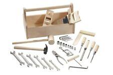 howa Werkzeugkiste für Kinder mit 32 teiligem Werkzeug 4901
