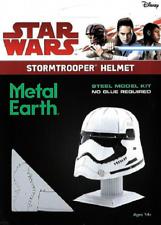 Metal Earth Star Wars - Storm Trooper HELM - Steel Model Kit - New / Orig.