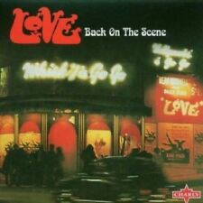 LOVE Back On The Scene REMASTERED & EXPANDED IMPORT CD ARTHUR LEE
