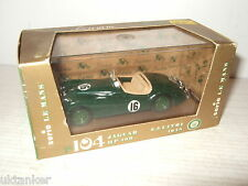 Brumm R104 1948 Jaguar HP 160 3.5 litre Diecast Model in 1:43 Scale.