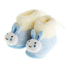 @Infant Baby Walking Toddler Shoes Girls Winter Warm Crib Shoes Soft Boots 12