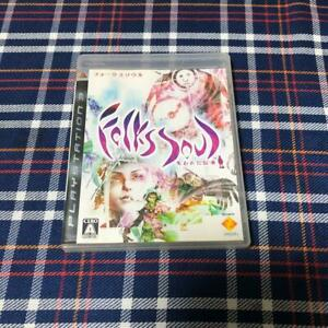 PS3 FolksSoul: Ushinawareta Denshou Folklo 30099 Japanese ver from Japan