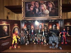 Marvel Legends X-Men Lot Hellfire Club Box Included