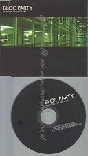 CD--BLOC PARTY -- --- HUNTING FOR WITCHES