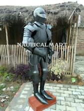 Suit Of Armor Medieval Knight Wearable Crusader Combat Full BodY Armour Costume