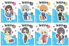 NEW Fruits Basket Trading Smartphone Deco Sticker 8 Types Official Japan