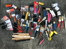 Junk Drawer Garage Cleanout Hardware House Painting Supplies Paint Brush, Roller
