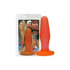 Plug Anale in Jelly fallo colorato sexy shop toys-Dildo per ano