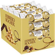 Ferrero Rocher caja 16 paquetes de 3 bombones