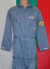 Bulgarian Army Air Force PILOT Flying SUIT Coverall w/t Patches