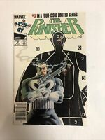 Punisher (1986) # 3 (F/VF) Canadian price variants CPV Mike Zeck !