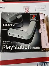 Multi Tap 4-Player Adapter SCPH-1070 for Sony Playstation PS1 System (NEW