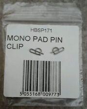 HOPE TECH BRAKE PAD PIN R CLIPS MONO MINI M4 CIRCLIP RETAINING SPRING HBSP171 X2