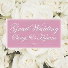 Maranatha Music - Great Wedding Songs & Hymns CD #1980803