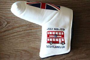 Scotty Cameron 2005 British Open Championship Headcover