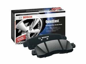 For 2013-2019 Chevrolet Sonic Brake Pad Set Rear Bosch 49147BX 2014 2015 2016