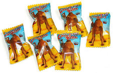 Retro Sweets 20 x BUBBLE GUM CAMEL BALLS EXTRA SOUR LIQUID FILLED NOVELTY SWEETS