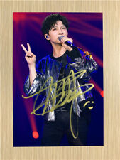 Zhou Shen 周深 Hand signed Autographed Photo Limited ver Chinese Pop