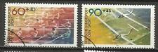 Q535-SERIE COMPLETA ALEMANIA 1981 DEPORTES 926/7.VALOR 3,50€