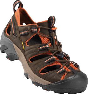 KEEN Sandalen Slaps ARROYO II Sandale 2021 black olive/bombay brown Sandaletten