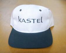 Vintage Kastel footwear fitted cap - 7 1/2 - New!