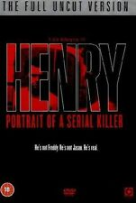 Henry Portrait of a Serial Killer 20th Anniversary 2-disc Special Edition R1 DVD