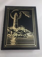 New listing Easton Press Ultimate Book of Lighthouses History Legend Lore Design Technology