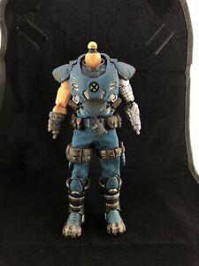 Mezco One:12 Cable Body Marvel X-Force X-men Deadpool