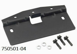New FEDERAL SIGNAL AS124 Police Siren Speaker Mount/Bracket 11-14 Dodge Charger