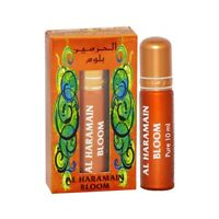 Bloom Halal Arabian Perfume Attar Itr Oil Al Haramain Alcohol Free Roll On 10ml