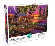 Buffalo Games - STEPHANIE'S CANOE RENTAL- 2000 Piece Jigsaw Puzzle
