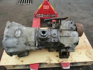 Land Rover  early Range Rover LT95 Gear Box with the Transfer Box