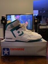 Vintage Converse Charlotte Hornets NBA Basketball 1989 Mens US Size 13 Shoes Vtg