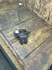 2014 CHEVY CRUZE CHEVROLET 11-15 TRUNK LID LOCK LATCH POWER ACTUATOR 11-14
