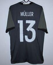 Germany National Team away shirt 15/16 #13 Muller Adidas BNWT Size - L