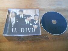 CD Klassik Il Divo - Same / Untitled Album (12 Song) SONY BMG SYCO MUSIC jc
